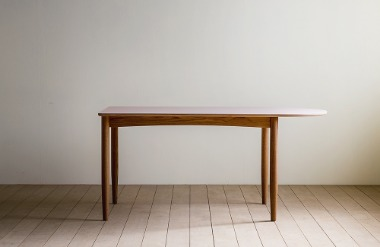 Lin. half oval table_1600